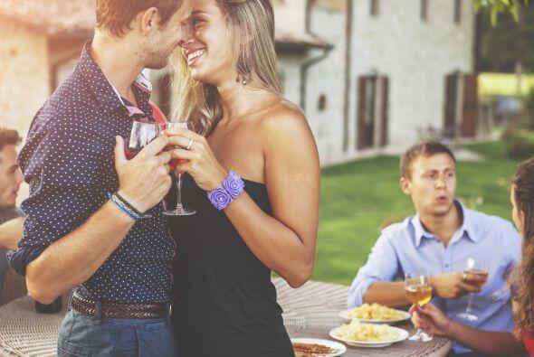 Encontrar el romance en cualquier sitio. Muchos chicos no necesitan una...