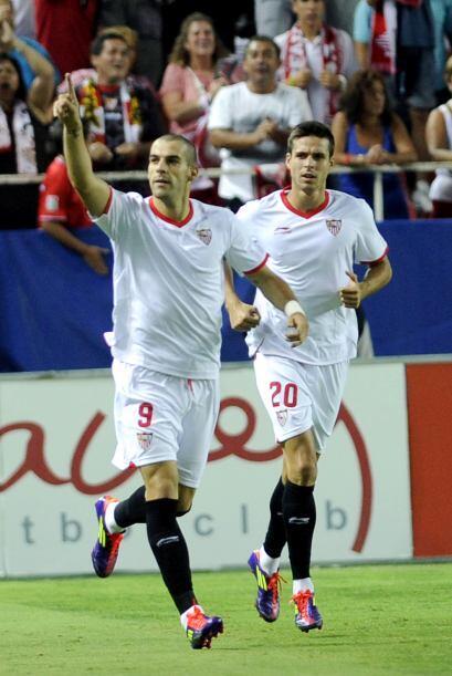 Por su parte, el Sevilla también sacó un triunfo en su primer duelo del...