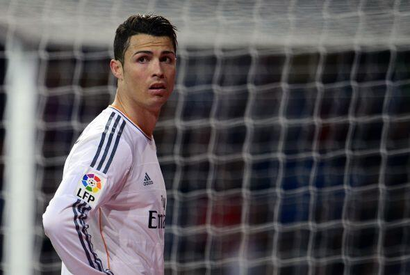 Lo anterior, por delante del portugués Cristiano Ronaldo con 39,5 millon...