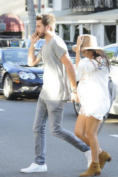 La verdad es que ellos dos hacen una muy linda pareja.