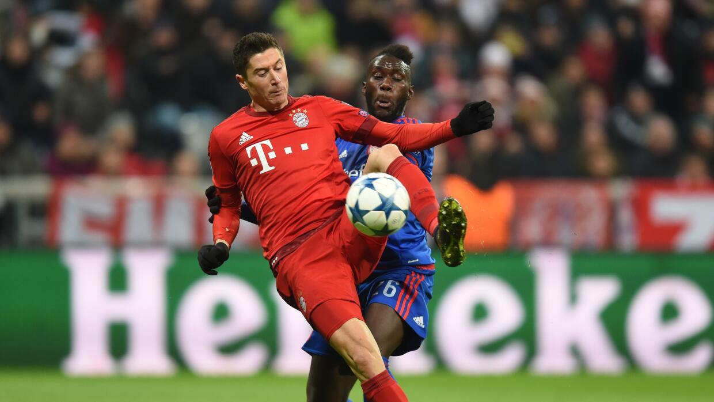 Bayern Munich vs. Olympiakos