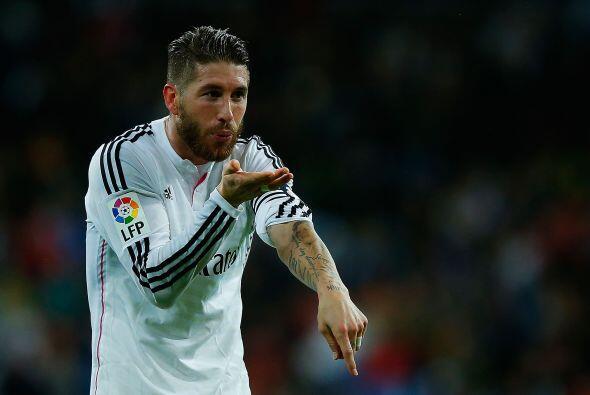Ramos es quizás el mejor defensa central de Europa en este momento graci...
