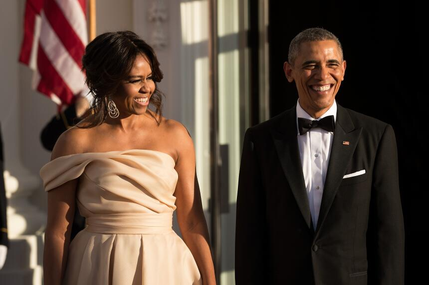 El traje de Barack Obama