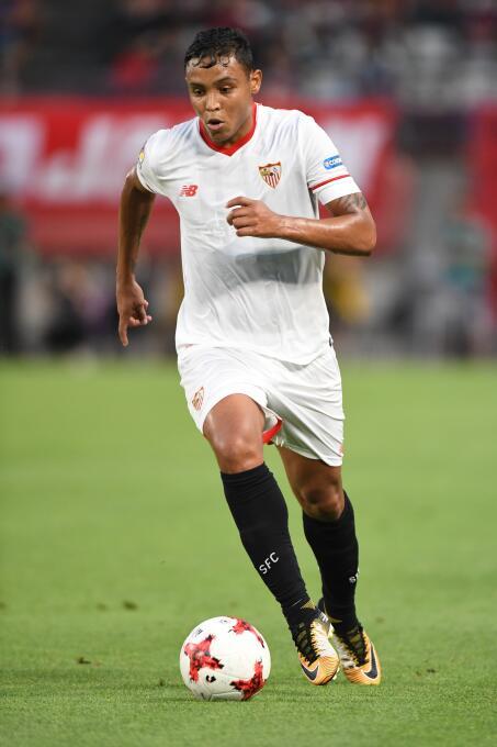Luis Fernando Muriel (Sevilla F.C.): el delantero colombiano es la incor...