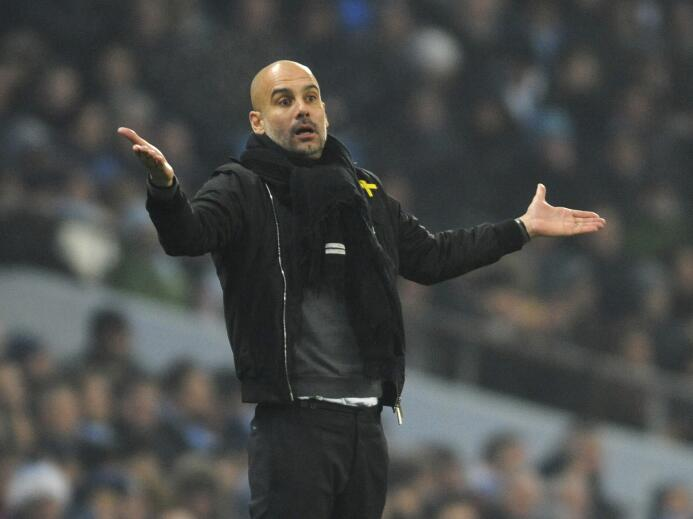 4. Pep Guardiola (Manchester City) - 47 puntos