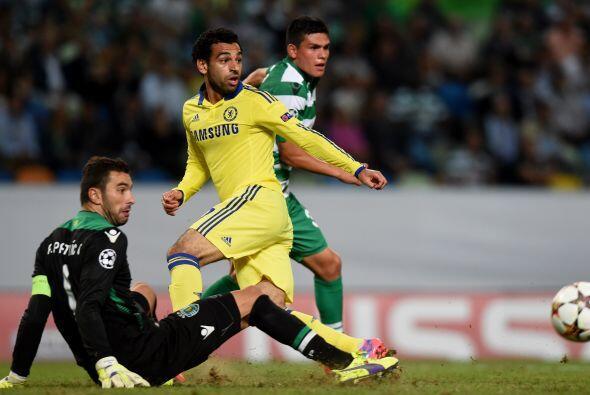 Chelsea tuvo grandes oportunidades que no supieron aprovechar para ampli...