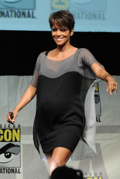 Halle Berry sorprendió al anunciar un nuevo embarazo  ¡Tiene 47 años!