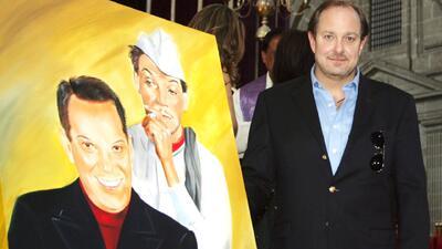 La viuda de Mario Moreno Ivanova lo recuerda en su primer aniversario luctuoso (y confirma bioserie de 'Cantinflas')