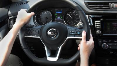 La Nissan Rogue 2018  es el primer vehículo de marca no premium e...