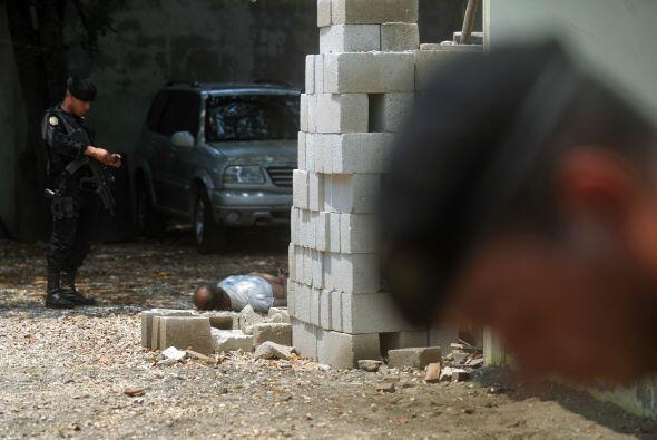 El ataque, en una aislada finca ganadera, es una de las peores masacres...