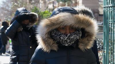 Frío intenso y probabilidad de nieve para la noche de este jueves en Nueva York