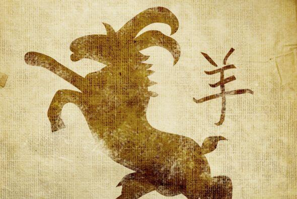 El Mes de la Oveja en el horóscopo chino se extiende desde el 20/...