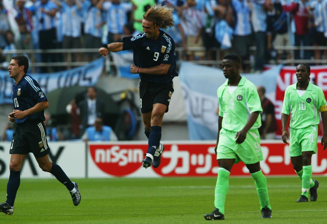 El 'Bati' entró al vestidor de Argentina para apoyar ¡y medio equipo ni...