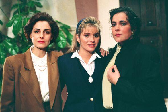 """En """"Cadena de Amargura"""" (1991), la que nos dio miedo fue Diana Bracho."""