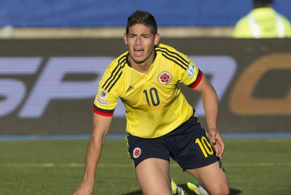 Asó que Colombia se vio rebasada por una buena selección de Venezuela, q...
