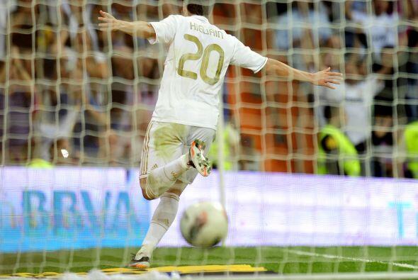 Real Madrid ganaba 3 a 1 y faltaba uno más...y del delantero arge...
