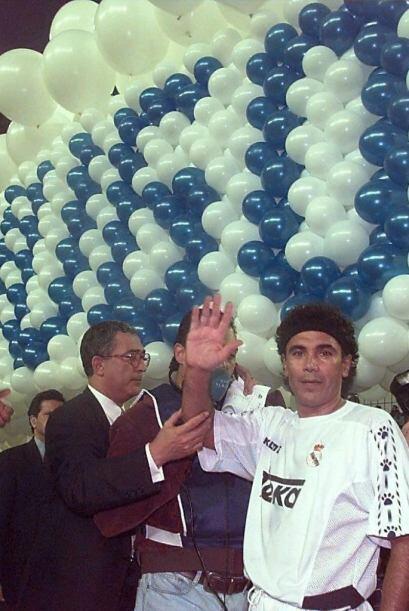 Hugo Sánchez primero fue maltratado por la afición del Atl...