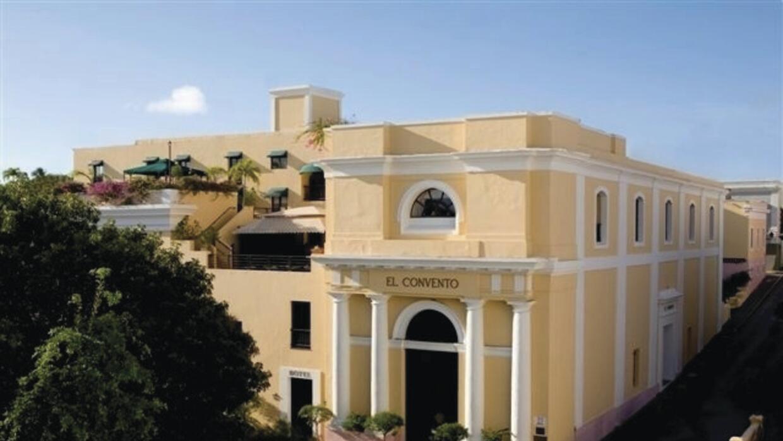 Hotel El Convento en San Juan