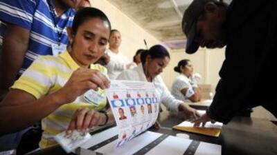 De acuerdo con el informe de la OEA, tuvieron dificultades para entrar a...