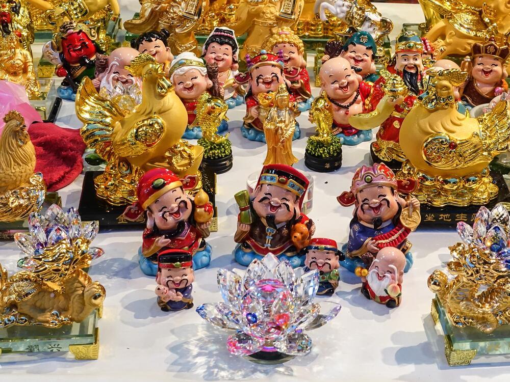 amuletos chinos para la buena suerte