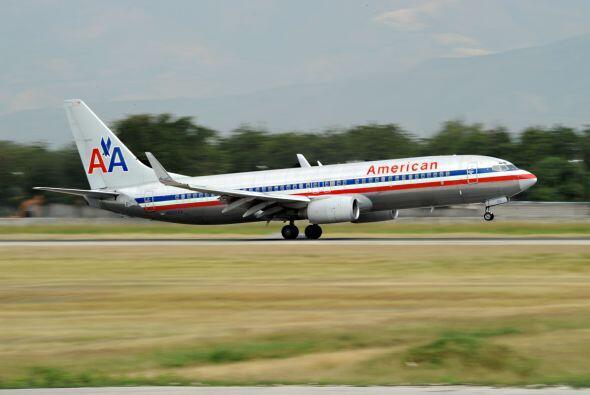 7:59 (Hora EST) El vuelo 11 de American Airlines, un Boeing 767-223ER, c...