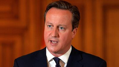 Reino Unido estudia las posibilidades de unirse a ataques aéreos contra...