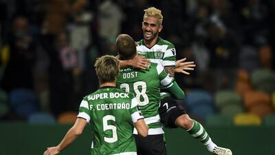 Cómo ver Sporting  de Lisboa vs. Arsenal en vivo, Europa League