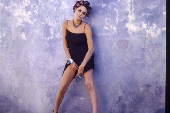 En realidad Angie siempre fue sexy, así lo demuestran una decena de pelí...