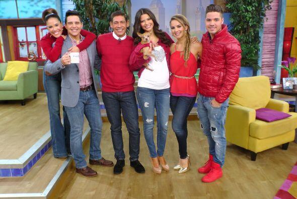 La telenovela 'Eva Luna', 'Mira quien Baila', sus segmentos en Despierta...