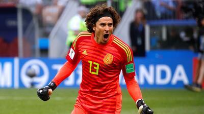 El Informe de Rusia 2018 ratificó a 'Memo' Ochoa como el segundo mejor portero de la Copa