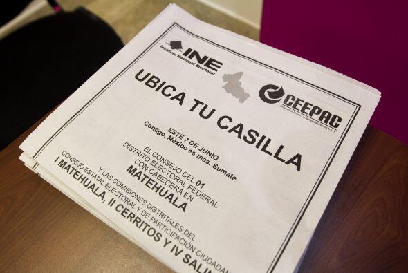 El Consejo Estatal Electoral y de Participación Ciudadana (Ceepac) repor...