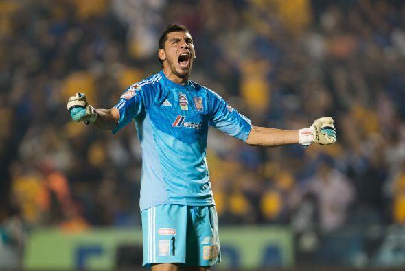 HÉROES: Nahuel Guzmán, nuevamente el arquero de los Tigres fue el factor...