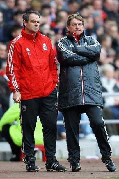 Liverpool mantiene su irregular temporada y se mantiene en la séptima po...