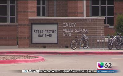 Autoridades investigan consumo de sustancias ilegales en una secundaria...