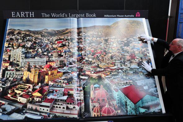 Cheers dijo que su atlas es el más grande creado en los últimos 350 años.