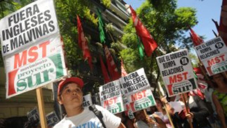 Moreno negó que el apoyo brindado por la dictadura chilena a Inglaterra,...