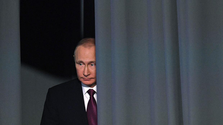 Se desconoce si el gobierno de Putin tiene realmente informació comprome...