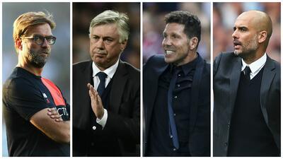 Los 10 entrenadores de fútbol mejor pagados del mundo