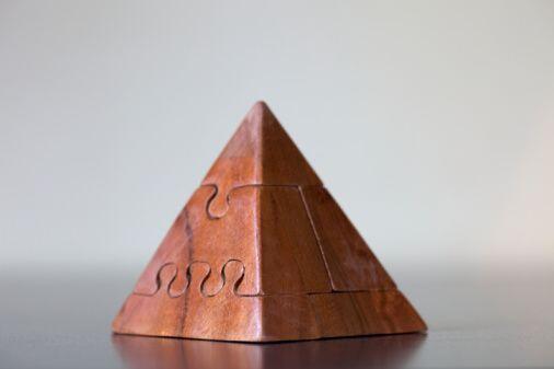 Las que se construyen con madera ayudan a la meditación, se colocan en j...