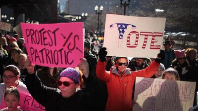 El próximo paso del movimiento: concentrarse en las próximas elecciones...