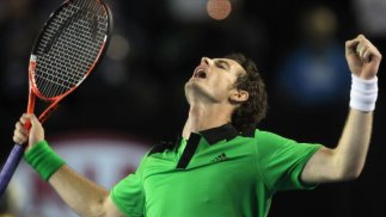 El británico, que quiere convertirse en el primer tenista de su país en...