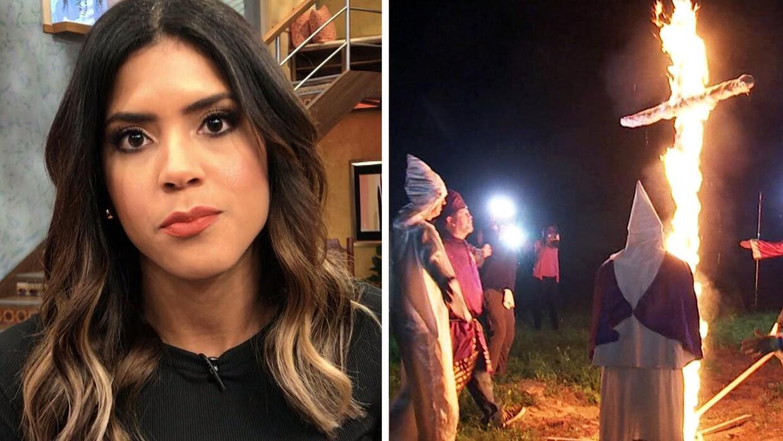 Francisca Lachapel sintió ganas de llorar por el ataque racista que sufr...