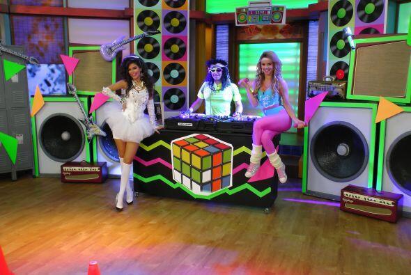 Ana Patricia y Ximena disfrutaron de las canciones que marcaron época y...