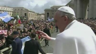 Bergoglio, un hombre de la Iglesia