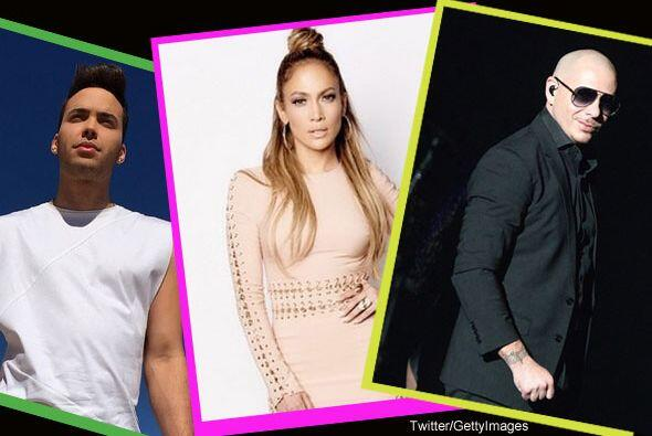 El verano va a ponerse muy ardiente con Prince Royce, Jennifer Lopez y P...