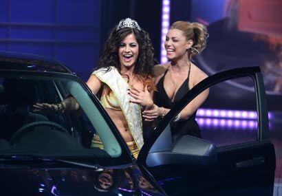 La vez que esta chica se ganó el carro, Rosina se emocionó como la propi...