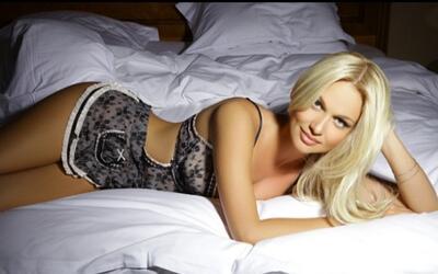 La bella modelo y presentadora rusa ya espera con ansías el pr&oa...