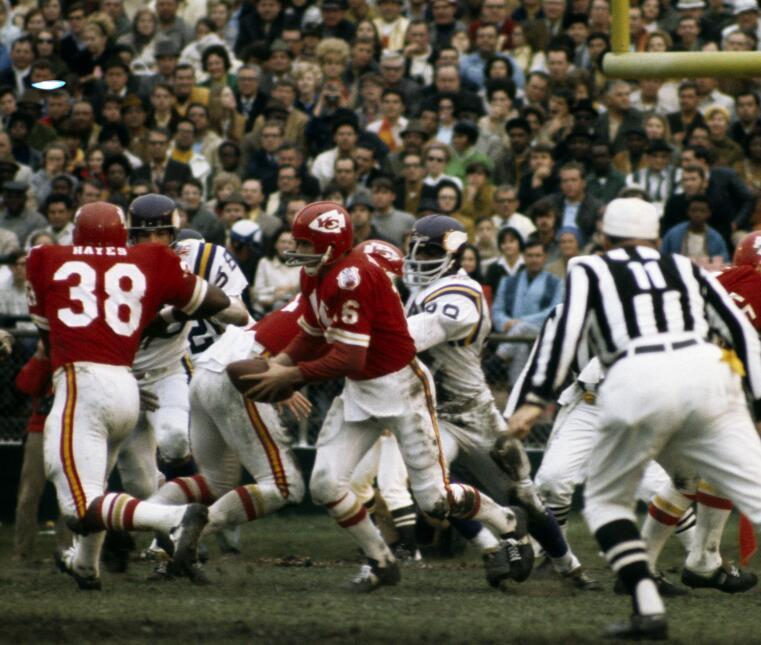 Los 8 equipos de Playoffs Divisionales han jugado el Super Bowl