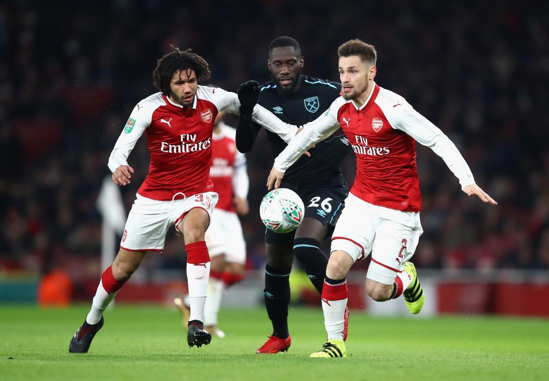24 de abril - Arsenal vs. West Ham (Premier League)