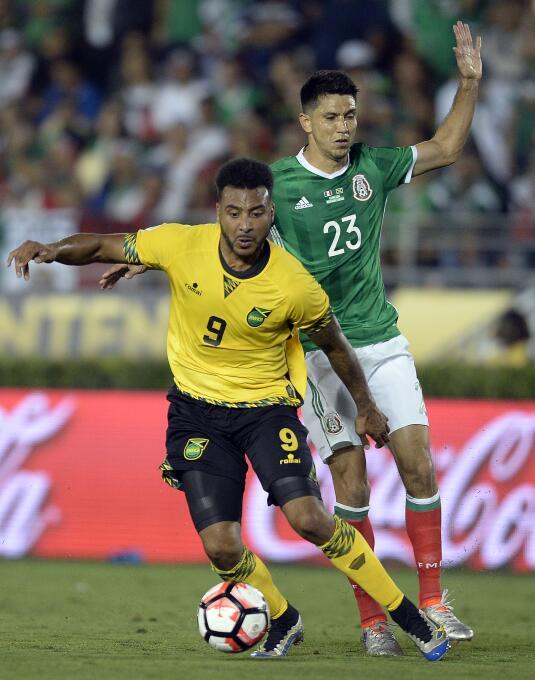 El ranking de los jugadores de México vs Jamaica 45-GettyImages-53916146...